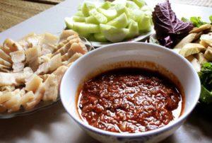 Mắm tép Hà Yên – Khách sạn Lan Sáu